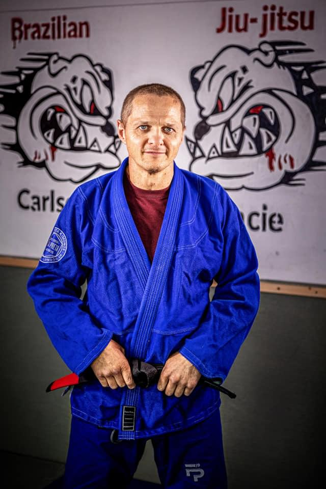 Attila Varga, founder of Thaifight Kettlebell London, and head coach of Carlson Gracie Slough BJJ, Strongfirst kettlebell instructor